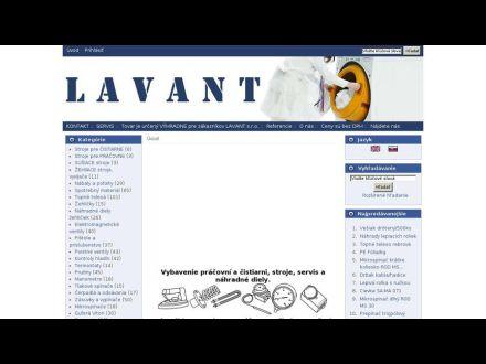 www.lavant.sk