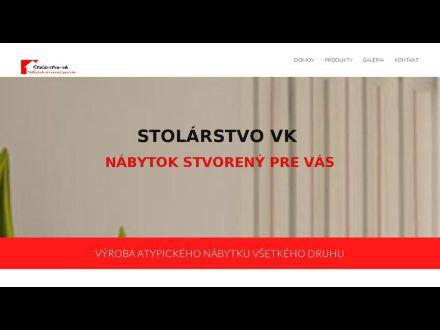 www.stolarstvo-vk.sk
