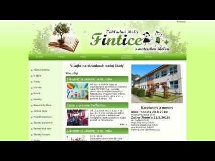 zsfintice.edupage.org