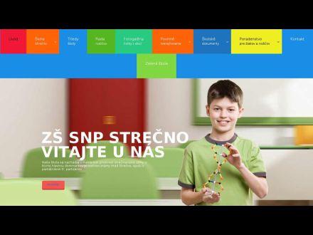 www.zsstrecno.sk