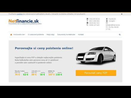 www.netfinancie.sk/