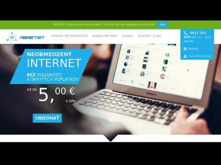 www.nevernet.sk