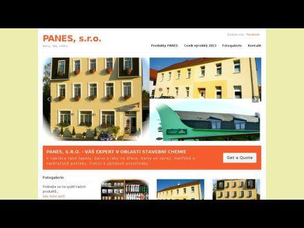 www.panesbarvy.cz