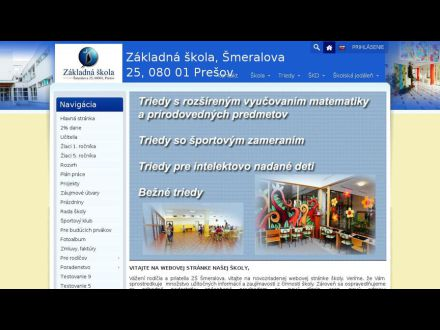 www.zssmeralova.sk
