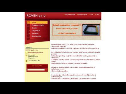 www.rovendomy.sk