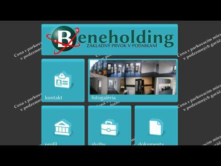 www.beneholding.sk