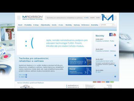 www.madisson.cz