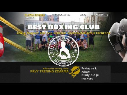 www.bestboxingclub.sk