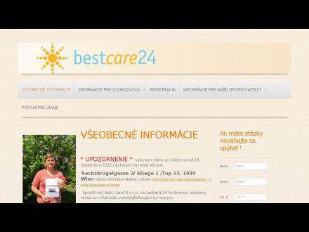 www.bestcare24.sk