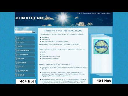 www.huma-trend.webnode.sk