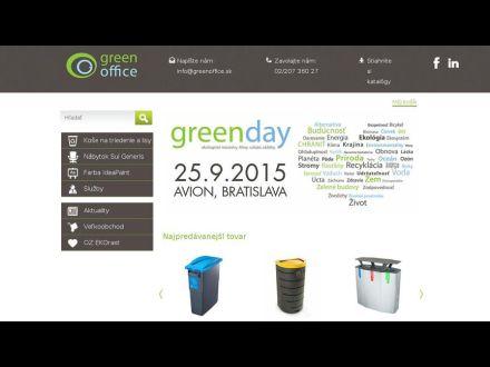 www.greenoffice.sk