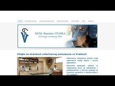 www.veterinavrable.sk