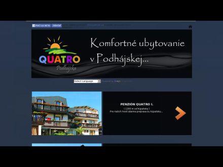 www.podhajska-quatro.sk