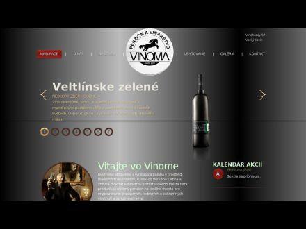 www.vinoma.sk