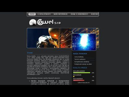 www.cowel.sk