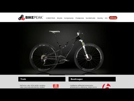www.bikepeak.sk