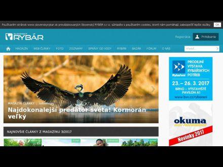www.slovenskyrybar.sk