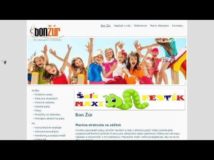 www.bonzur.sk