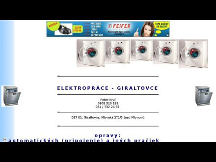www.elektroprace.giraltovce.sweb.cz