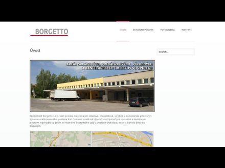 www.borgetto.sk
