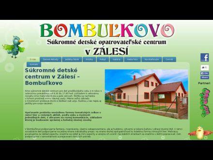 www.bombulkovo.sk
