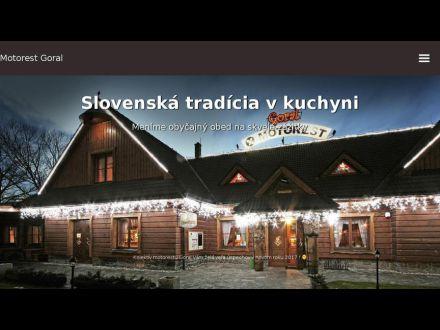 www.motorestgoral.sk