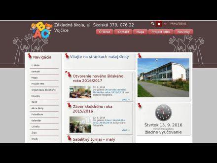 www.zsvojcice.edupage.org