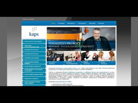 www.kaps-kaps.cz