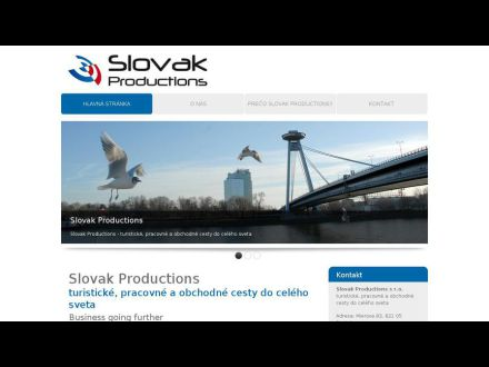 www.slovakproductions.sk