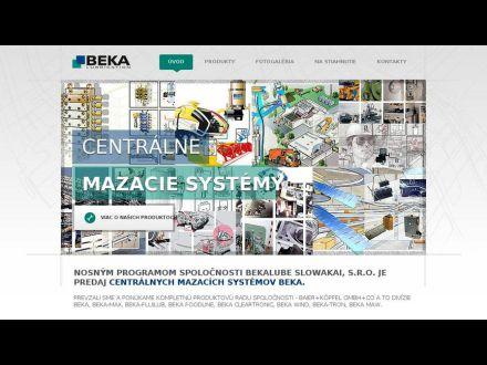 www.bekalube.sk