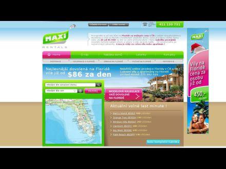 www.maxi-rentals.cz