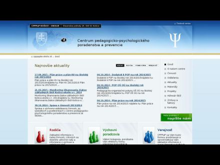 www.cpppapke-okolie.sk