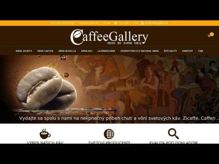 www.caffeegallery.sk