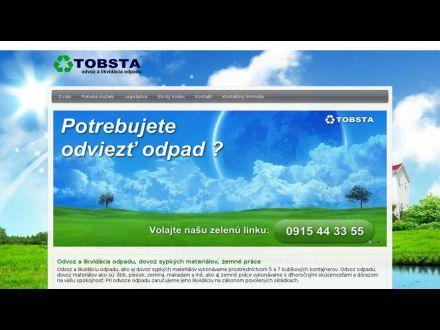 www.tobsta.sk