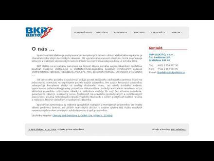 www.bkpelektro.sk