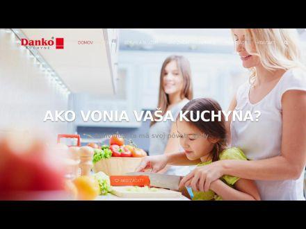 www.dankokuchyne.sk