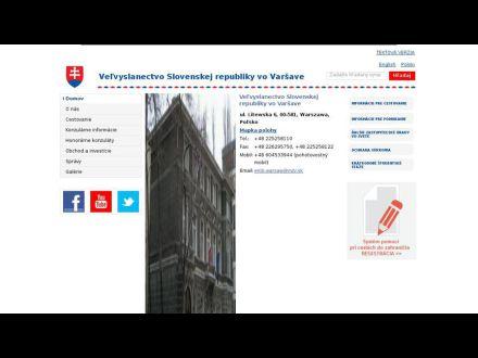 www.mzv.sk/varsava