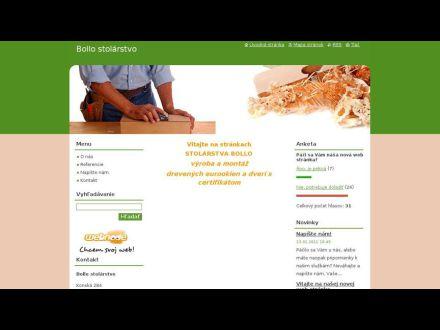 www.bollostolarstvo.webnode.sk