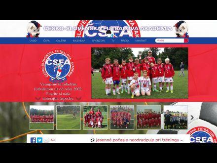 www.csfa.sk