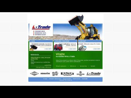 www.l-trade.sk