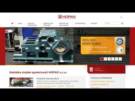 www.hopax.cz
