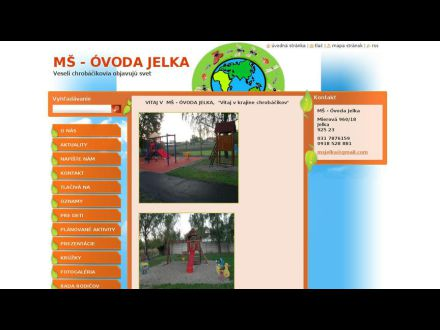 www.ms-ovoda-jelka.eu