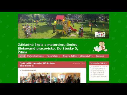 www.msstosky.zilina.sk