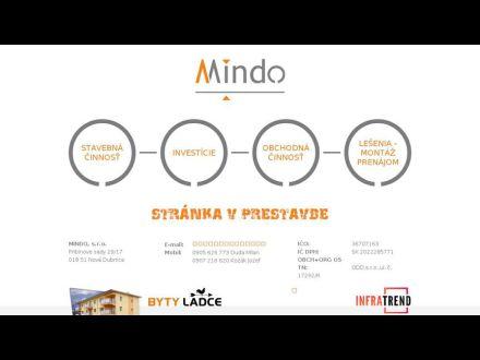 www.mindo.sk