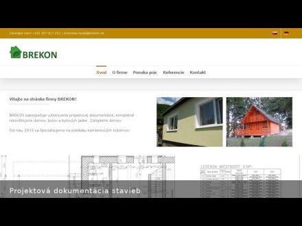 www.brekon.sk