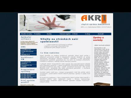 www.akr1.cz