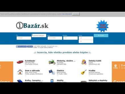 www.1bazar.sk