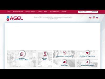www.agel.cz