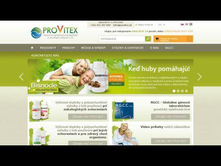 www.provitex.sk