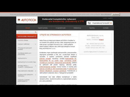 www.autotech-chotebor.cz